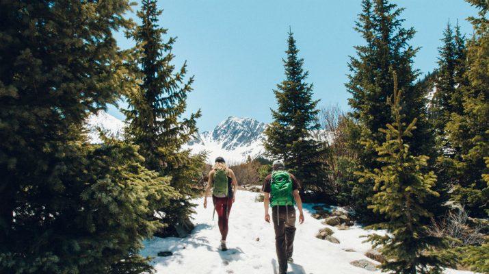 Foto Turismo outdoor, il viaggio di tendenza