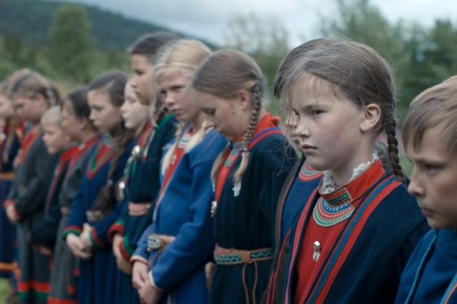 """Una scena tratta dal film """"Sami Blood"""", della regista svedese Amanda Kernell"""