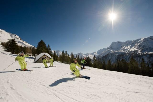 Valtellina: settimana bianca all'Aprica