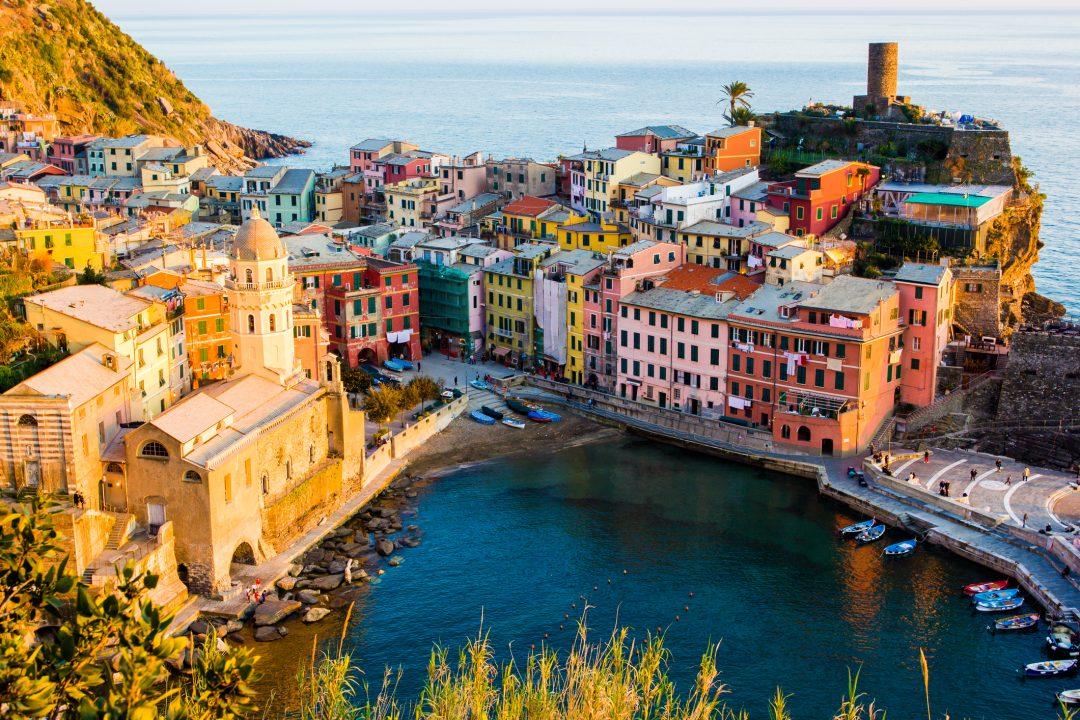 I borghi italiani da raggiungere in treno