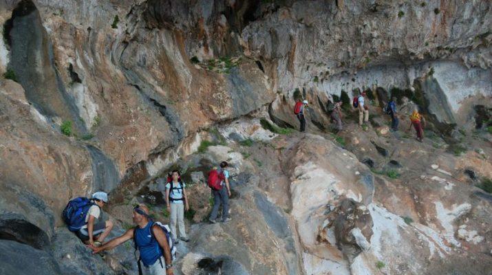 Foto Selvaggio Blu, trekking sul mare in Sardegna