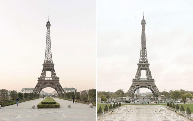 Queste foto sono scattate a Parigi o in Cina?