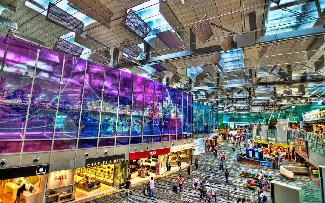 I migliori aeroporti del mondo del 2018