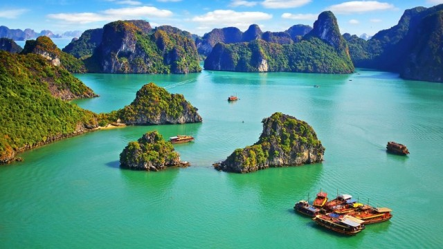 Vietnam e Cambogia, meraviglie naturali