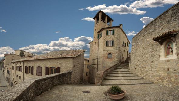 In Umbria, itinerario tra i borghi a primavera