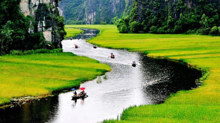 Foto Vietnam e Cambogia, meraviglie naturali