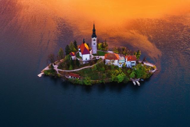 Slovenia: weekend nella verde Bled