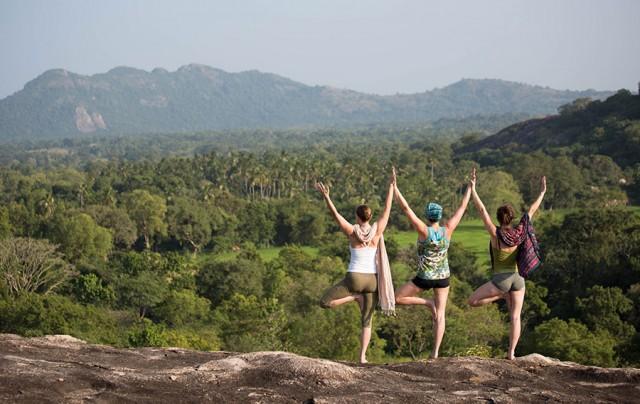 Yoga retreat: hotel e resort per l'estate