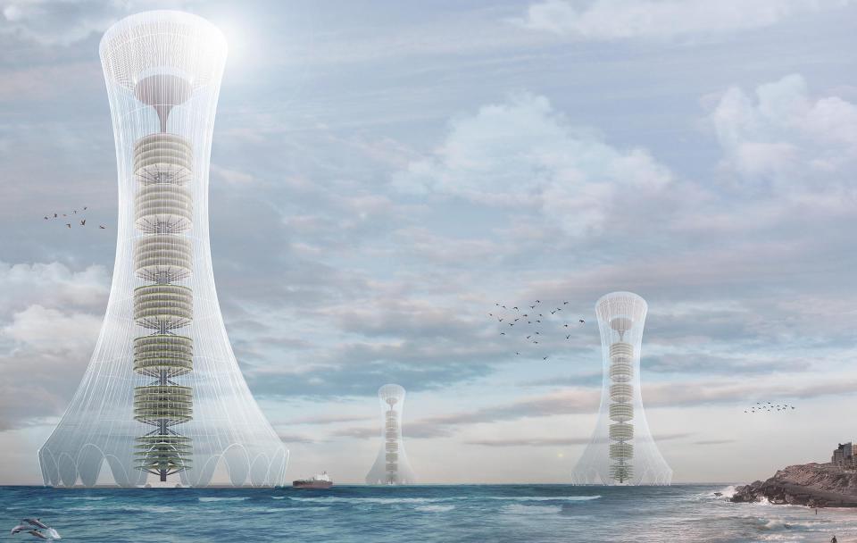 Grattacieli per salvare il mondo: ecco i progetti
