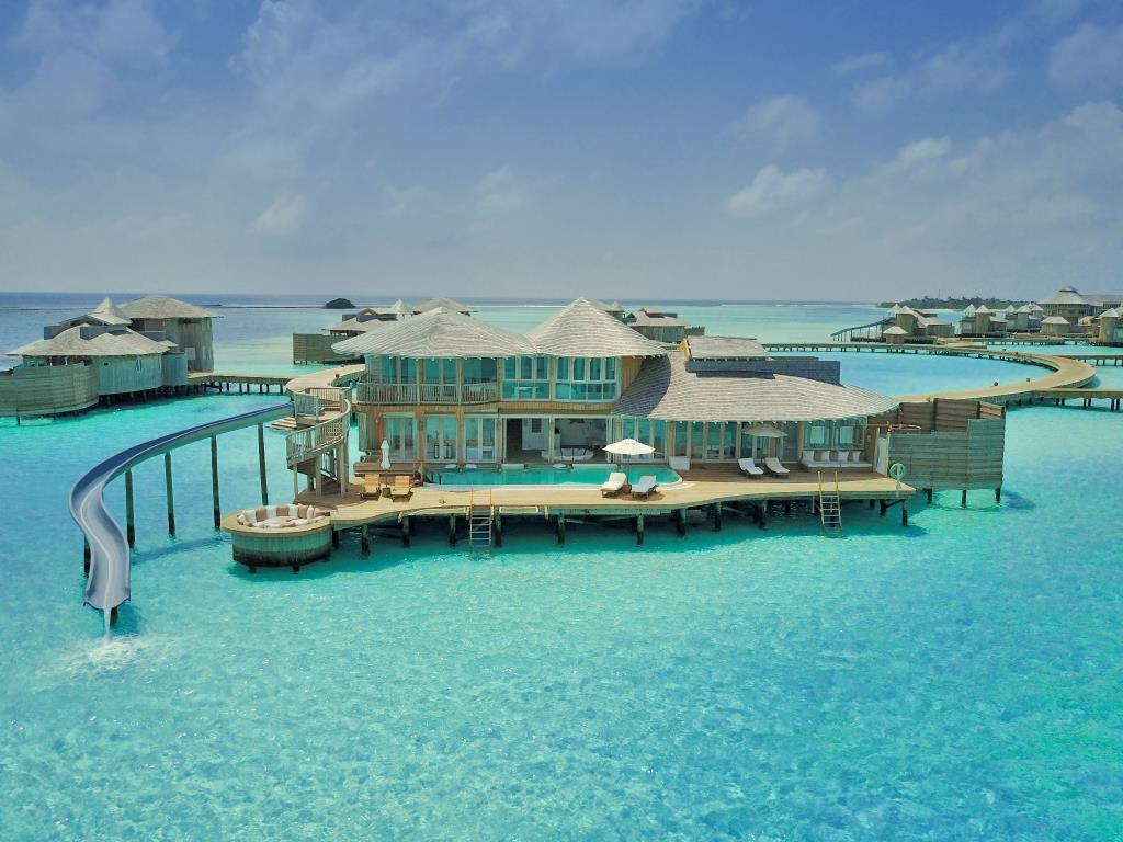 Soneva Jani, l'eco resort di lusso