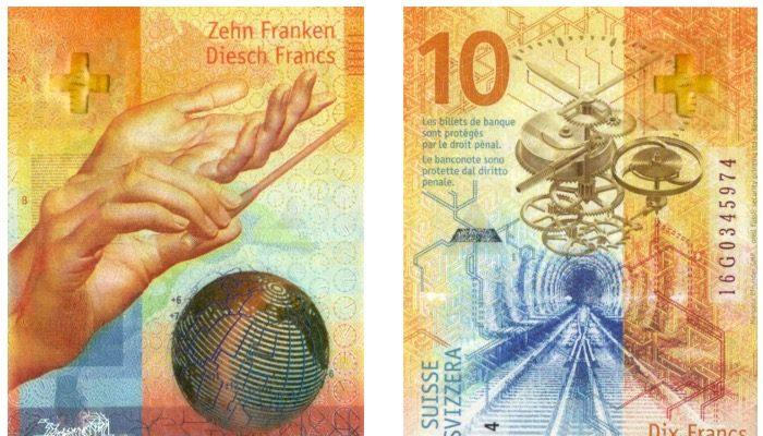Foto Le più belle banconote del mondo