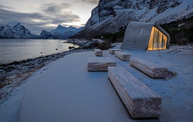 «Il bagno pubblico più bello al mondo»