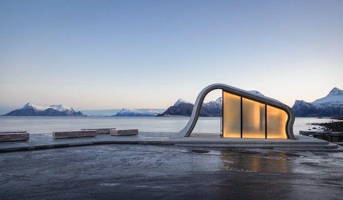 Foto «Il bagno pubblico più bello al mondo»