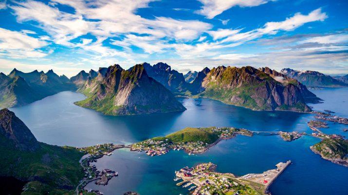 Foto Meraviglie della Norvegia: dalle Lofoten a Oslo