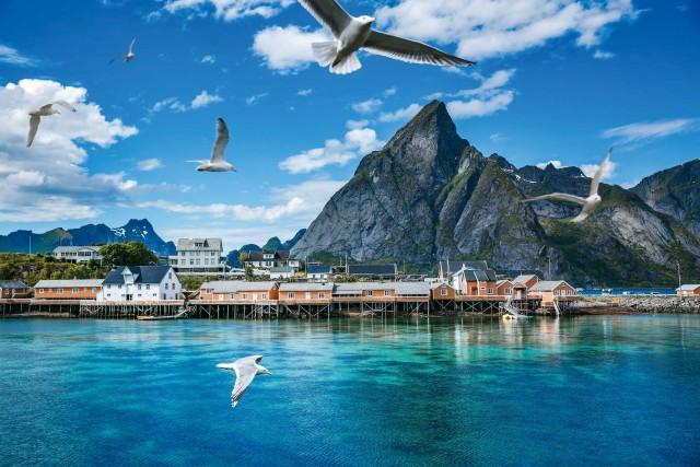 Meraviglie della Norvegia: dalle Lofoten a Oslo