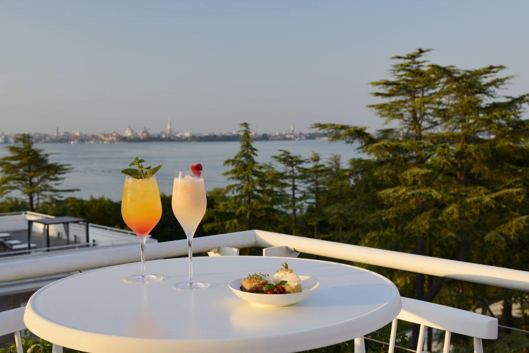 Sull'Isola delle Rose, tra chef e sapori dell'orto