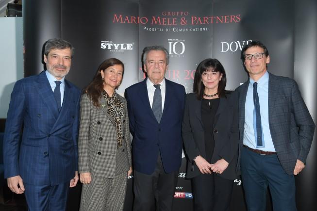 Danda Santini;Gianemilio Mazzoleni;Mario Mele;Simona Tedesco;Luca Traverso