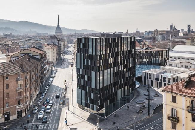 Ufficio In Condivisione Torino : Nuvola lavazza a torino il nuovo grattacielo del caffè dove viaggi