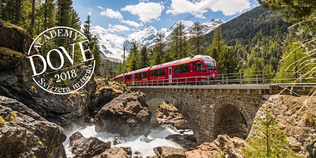 Dove Academy: alla scoperta della Svizzera in treno