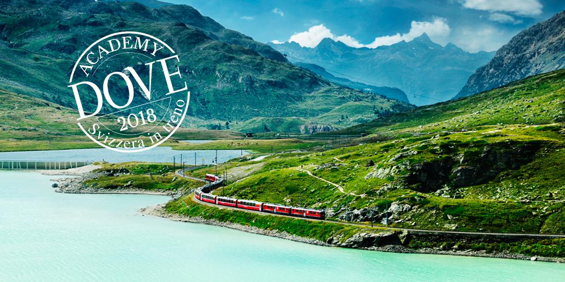 Dove Academy Svizzera in treno: un weekend di natura, arte e benessere
