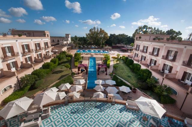 Giardino di Costanza Resort a Mazara del Vallo