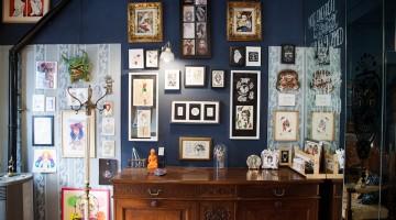 porta venezia gaip Le Caveau tatoo