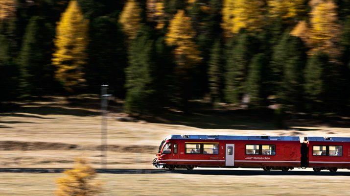 Foto Svizzera in treno: da Lucerna a St. Moritz e Tirano