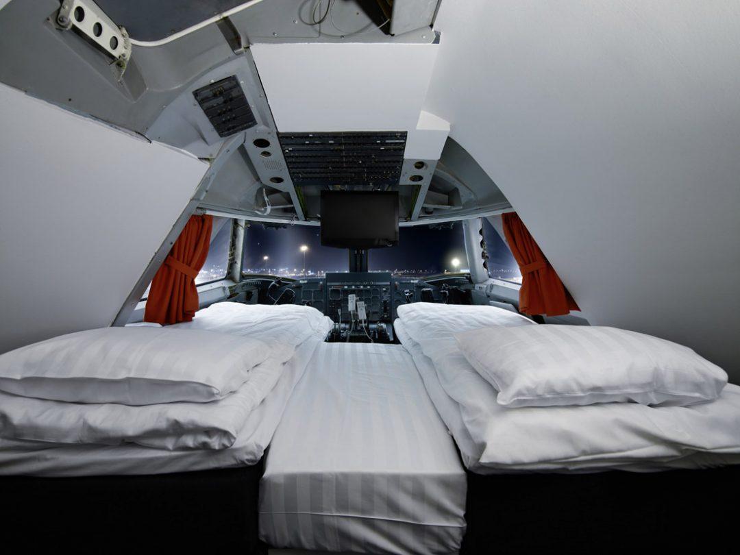 Gli hotel bizzarri dove dormire una volta nella vita