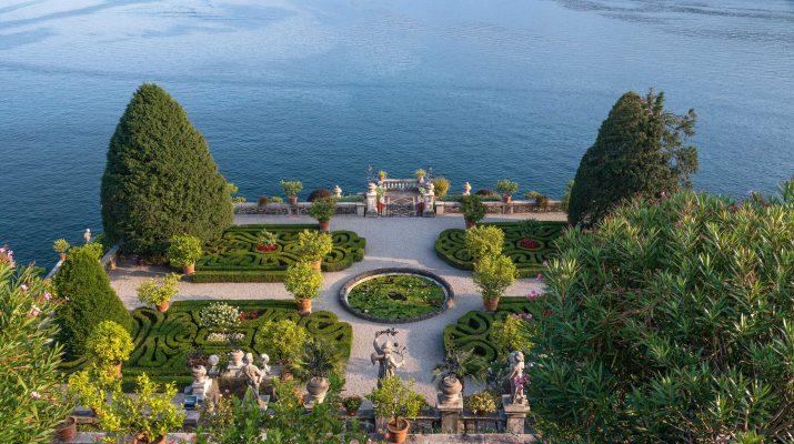 Foto Isole Borromee: oasi di pace
