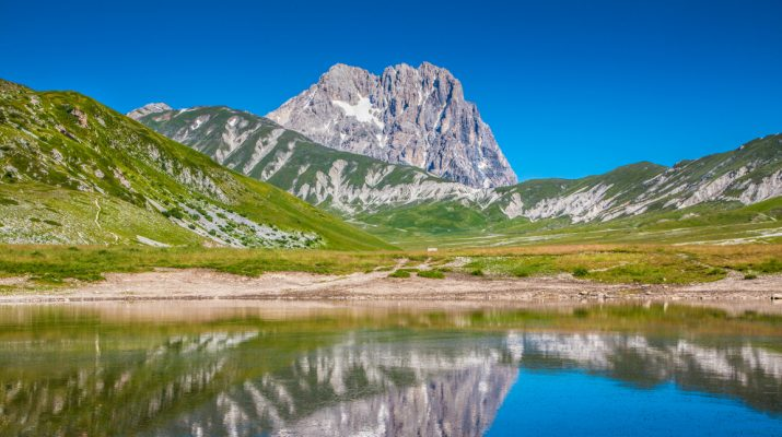 Foto I 24 Parchi Nazionali italiani