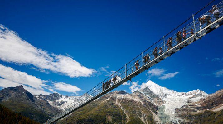 Foto I ventidue ponti sospesi più belli del mondo