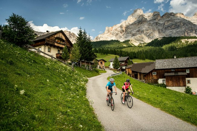 Alta Badia -Bikelovers
