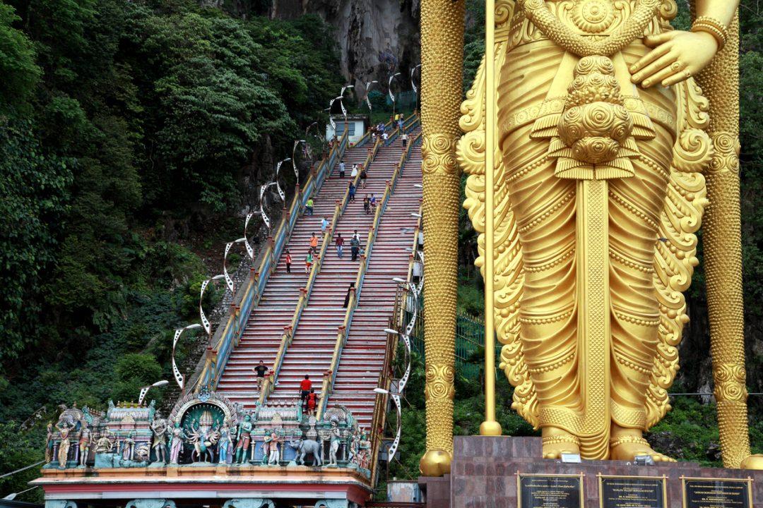 Su e giù: ecco le scale più spettacolari
