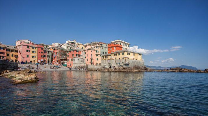 Foto Genova, torna la Regata delle antiche Repubbliche Marinare