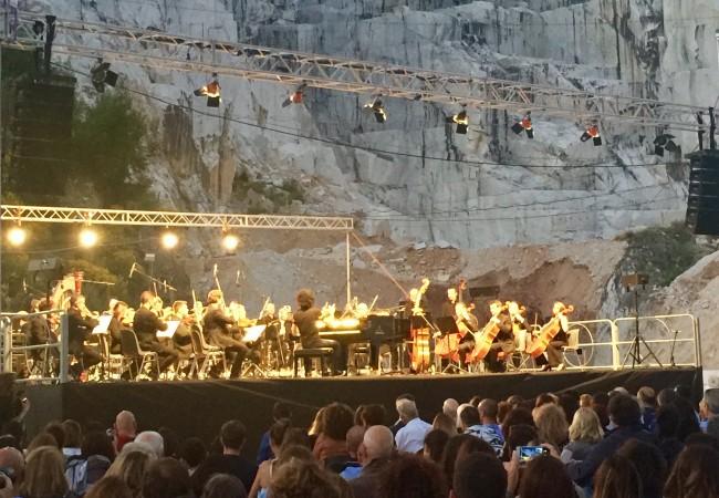 Concerto in cava di Allevi WCD 2017