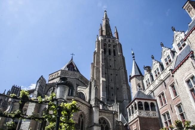 Il campanile di Nostra Signora