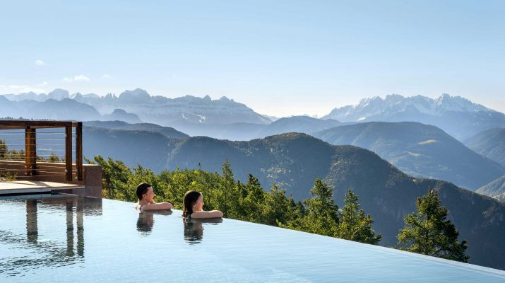 Foto Infinity pool: nuove prospettive