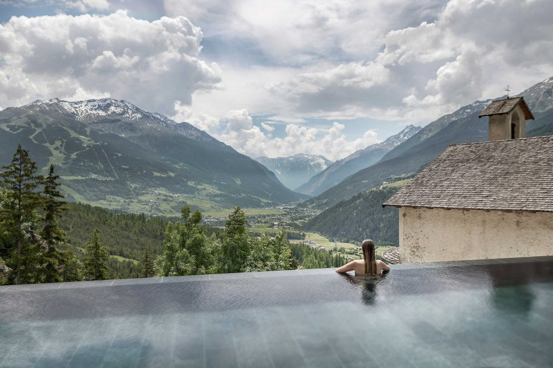 Infinity pool: nuove prospettive