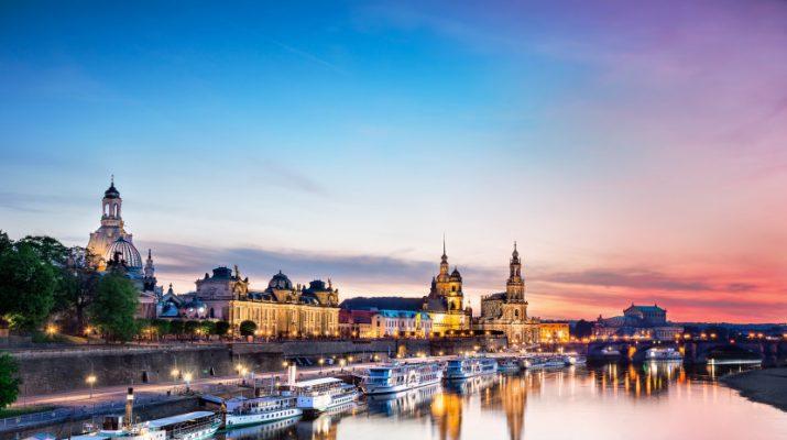 Foto Dresda e Sassonia: le romantiche