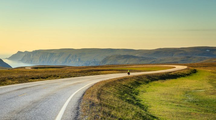 Foto Viaggio on the road dalle Alpi a Capo Nord