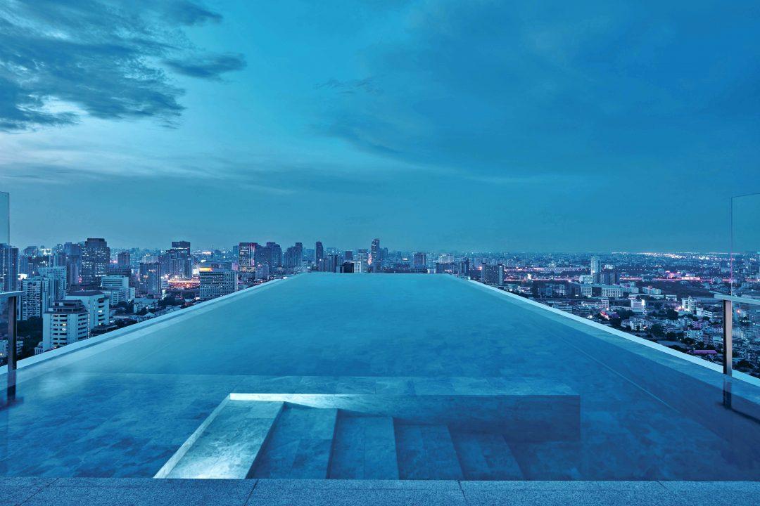 Infinity pool: nuove prospettive