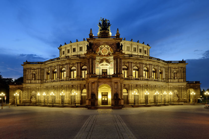Dresda e Sassonia: le romantiche