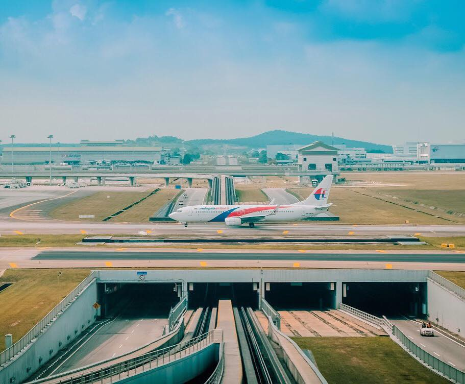 Le 20 rotte aeree più trafficate al mondo