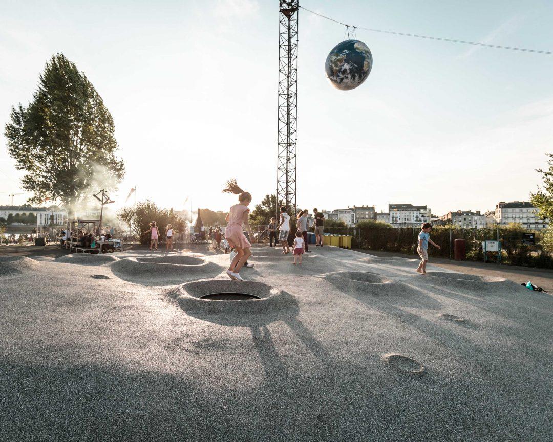 Voyage à Nantes: due mesi d'arte e design