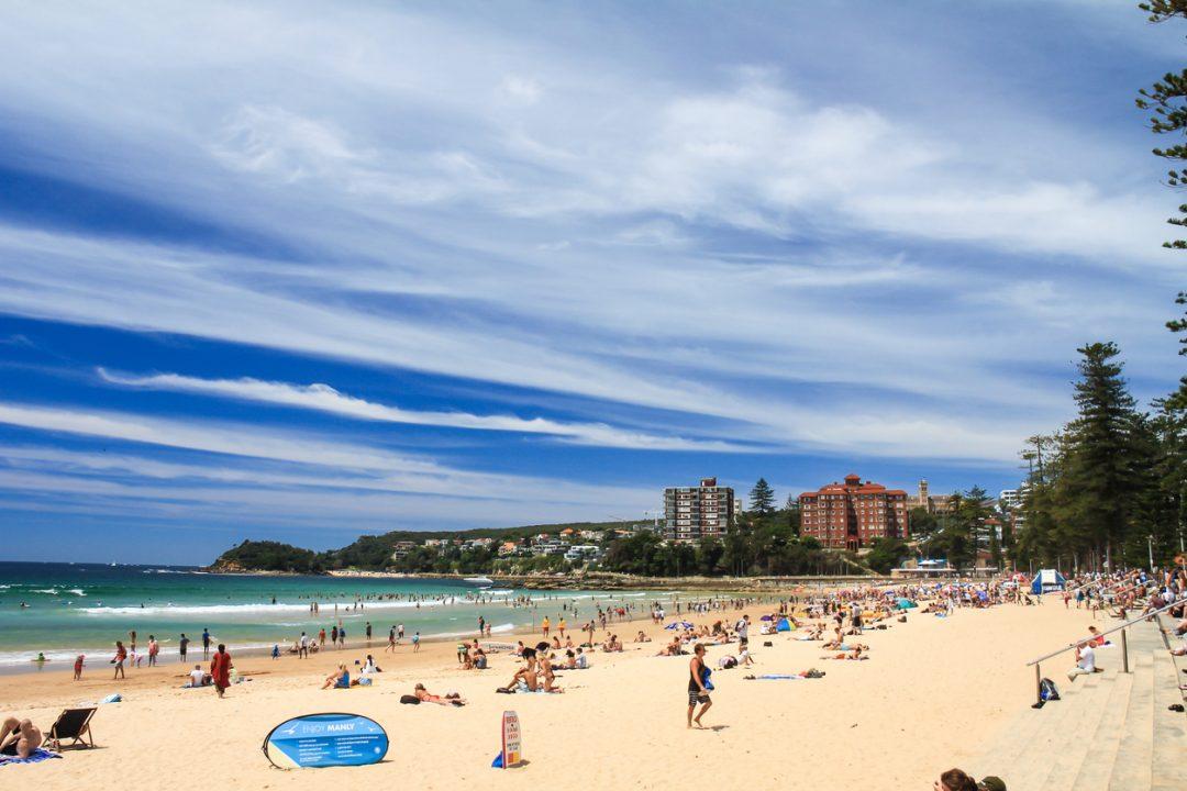 Le 25 spiagge più popolari su Instagram