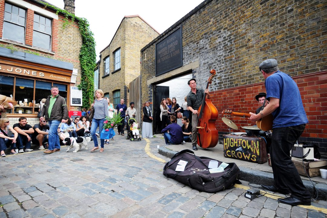 Londra: nuovi quartieri a Est