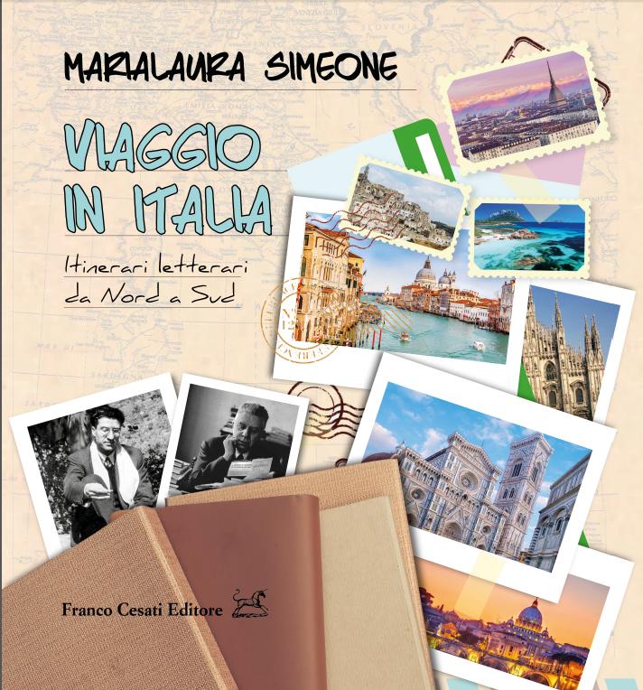 Copertina di Viaggio in Italia di Marialaura Simeone.
