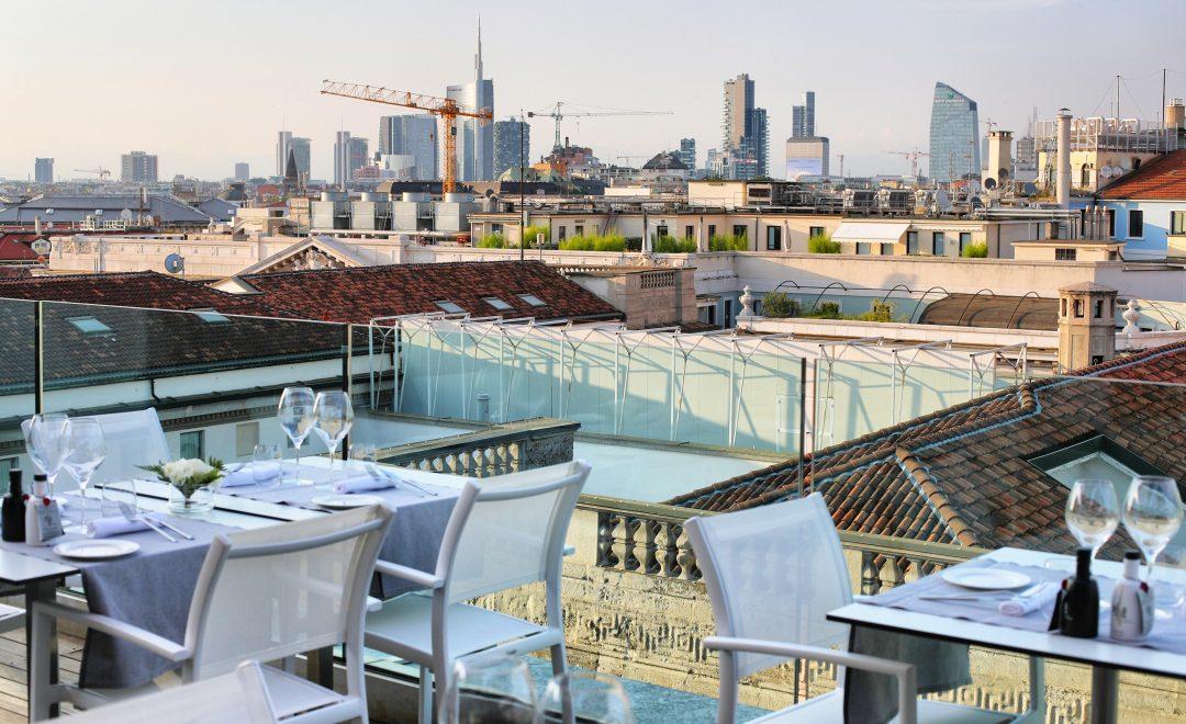 TasteOnTop: il nuovo rooftop di Milano