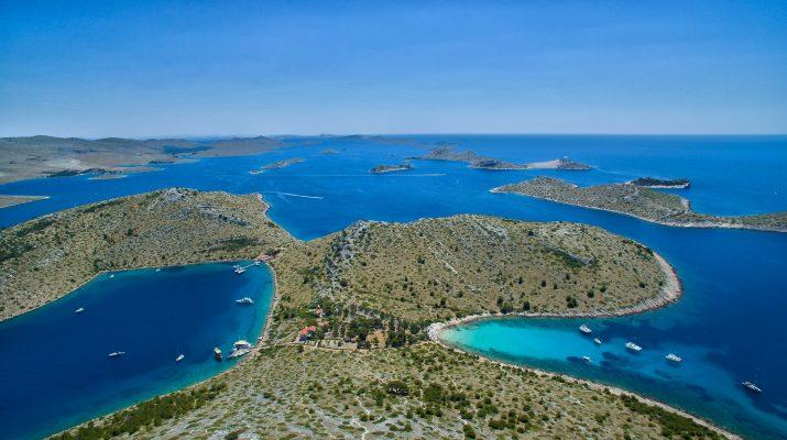 Foto Croazia: in barca tra le isole Incoronate