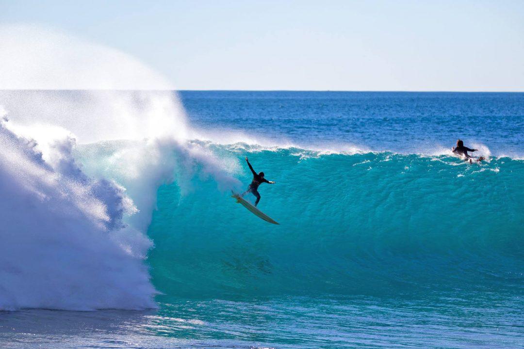 Surf e sport d'acqua, le migliori spiagge per volare sulle onde